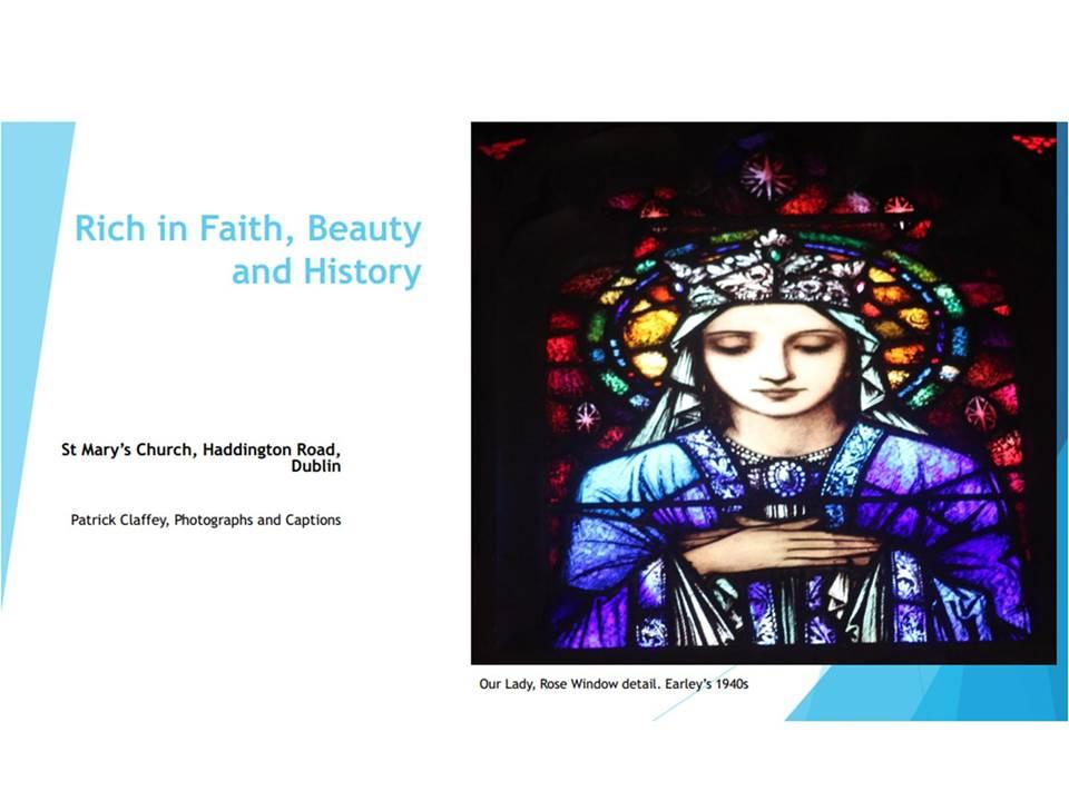 Fr Pat Claffey - presentation - Slide 1
