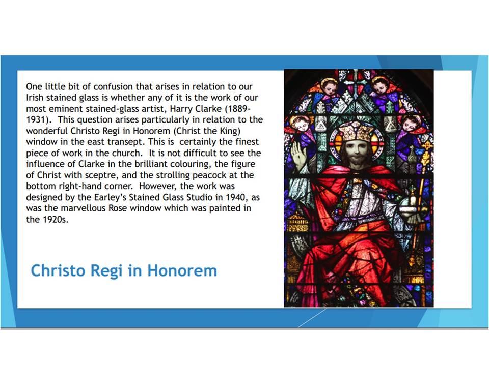 Fr Pat Claffey - presentation - Slide 10